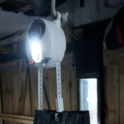 Inventors Design Lamp Powered Entirely by Gravity