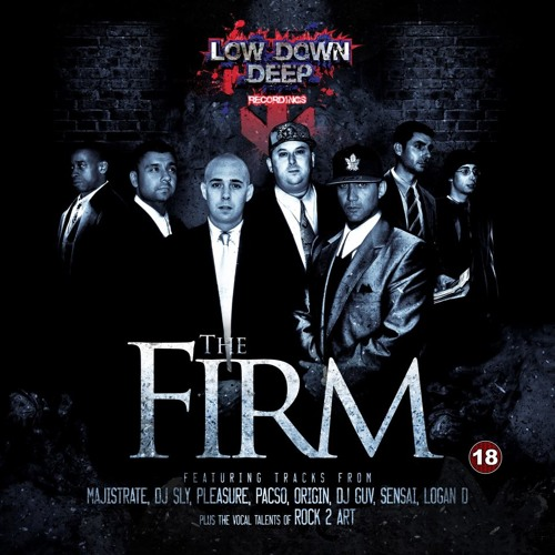 DJ SLY YOU'RE OUT OF YOUR LEAGUE THE FIRM ALBUM LOW DOWN DEEP
