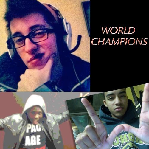 Tray-V - World Champions (Ft. DirectB, & N'Sayne)
