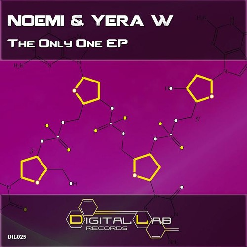 Noemi & Yera W - The Only One (SexTone & HeartMan Remix) teaser [Digital Lab Records]