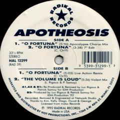 Apotheosis - o fortuna (apocalypse chorus mix)