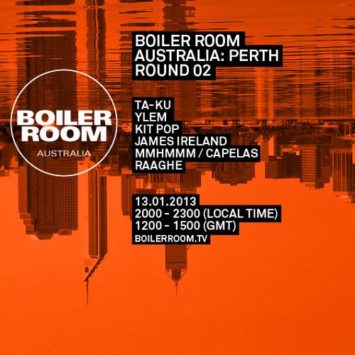 Ta-Ku 30 min Boiler Room Australia mix
