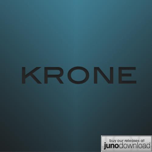 Krone - New track