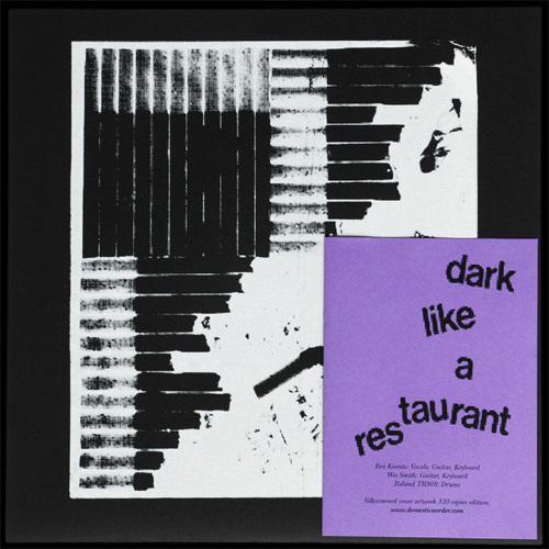DARK LIKE A RESTAURANT - TAKE ANOTHER DRAG 2012 DOMESTICA REF.DOM04-M