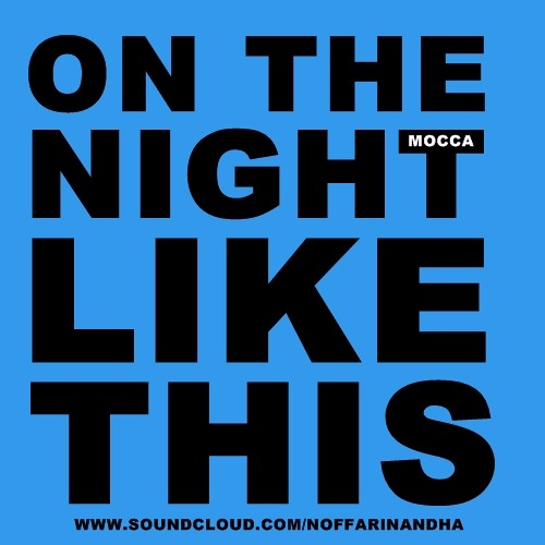 On The Night Like This (Cover)