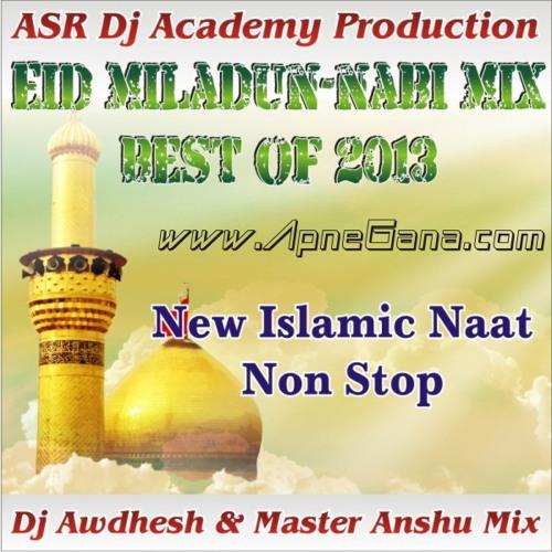 New Naat ( Islamic Non Stop Dj  Naat Remix 2013 ) www.ApneGana.com