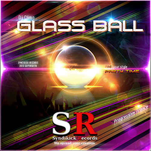 Dj Clima - Glass Ball (Original version)