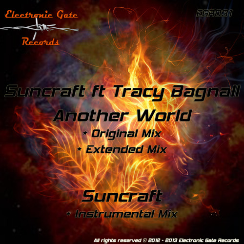 Suncraft ft Tracy Bagnall - Another World