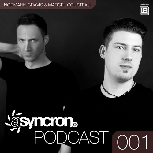 01 - PODCAST - Normann Gravis and Marcel Cousteau (ASYNCRON® Radio)
