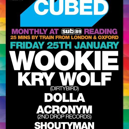 Cubed Wookie MiniMix