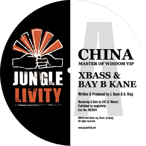 Bay B Kane & XBass  - China - Masters Of Wisdom VIP