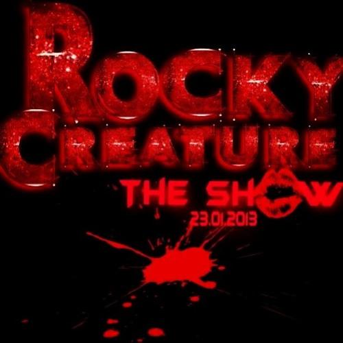 Angie Russo - Voix enfant - Ouverture du Rocky Creature:The Show