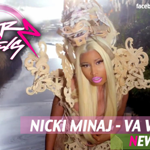 Nicki Minaj feat Hardwell & Showtek - Va Va Voom ( Starz Angels Bootleg Club Remix )