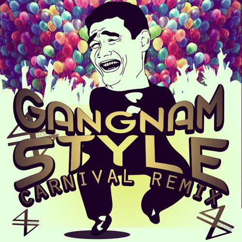12. 4Roads Feat Gangnam Style Carnival Remix - 4ROADS Production