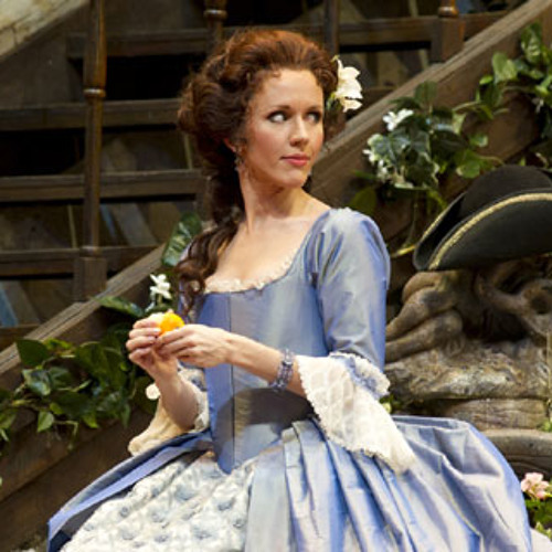 SARAH COBURN at Seattle Opera
