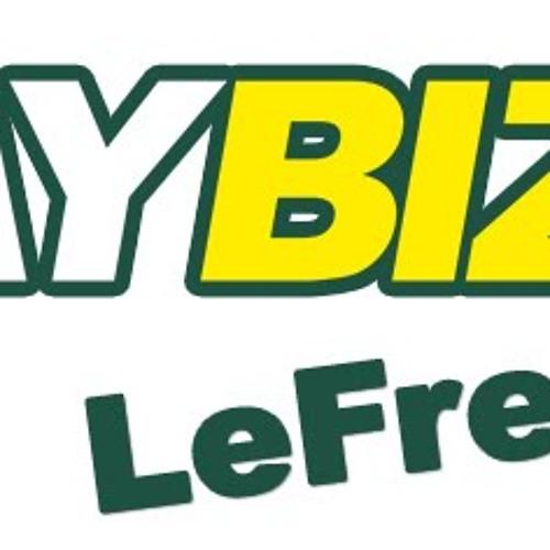 JayBizz LeFresh - IRON