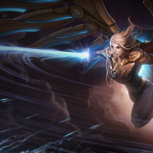 Aether Wing Kayle - League of Legends