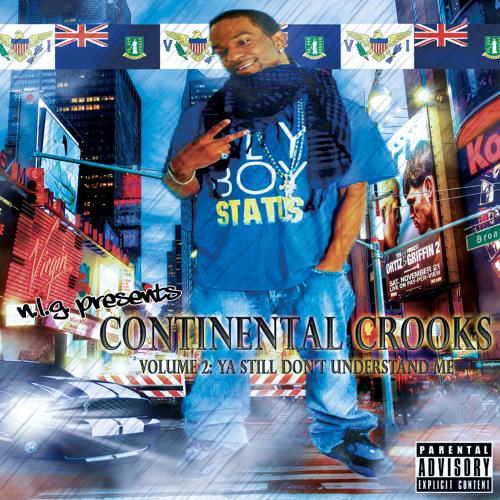 ContinentalCrooks - Bark