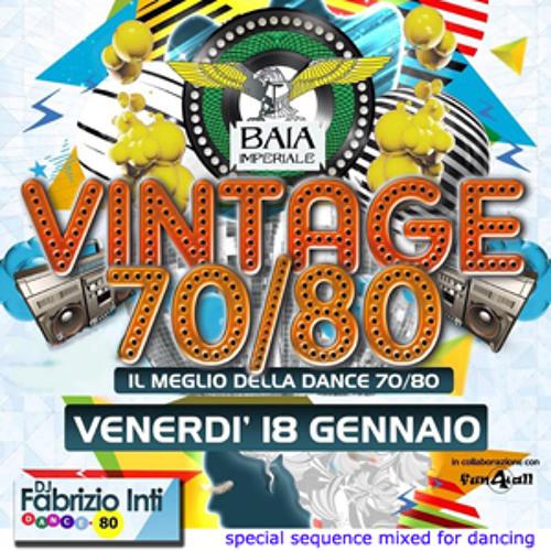 "last night at ""Baia Imperiale"" vintage 70/80"