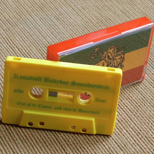side A(ss) - 03 - Rastatroll Battyboy Soundsystem - Boom Boom Bye Bye