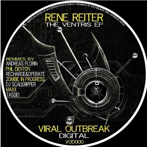 Rene Reiter - The Ventris (Phil Denton Remix) Clip