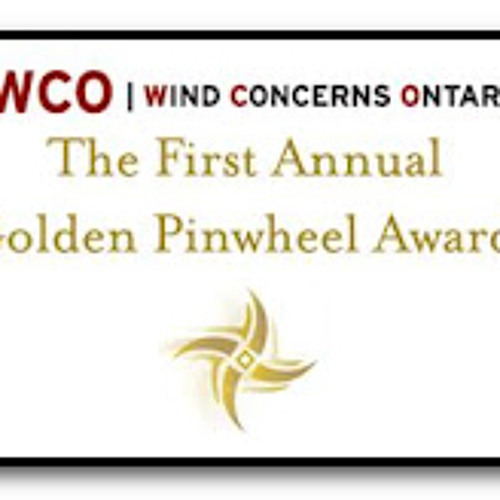 WWR coverage of First Annual Golden Pinwheel Awards - 2012