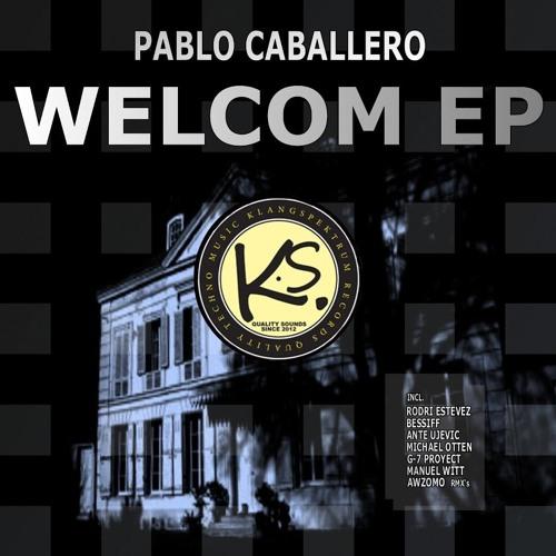 Pablo Caballero -  WelCom (Michael Otten Rmx)