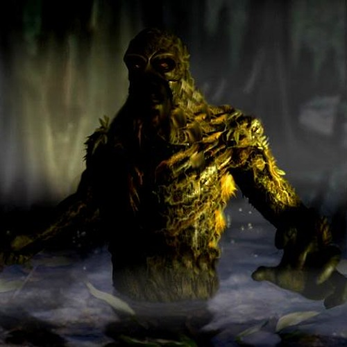 Jagno Gaia - Swamp Monster (2012 Jagno Master)