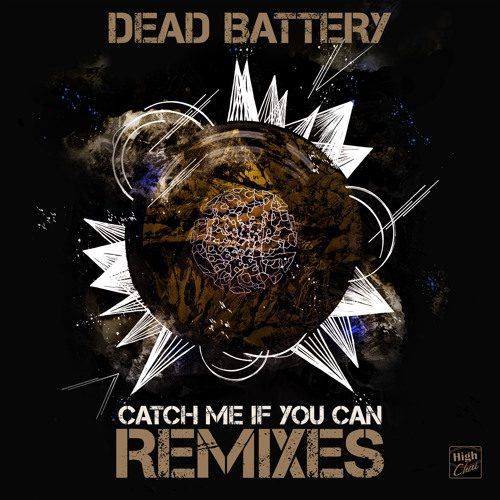 Dead Battery - Catch Me If You Can (Dabin Remix) [OUT NOW]