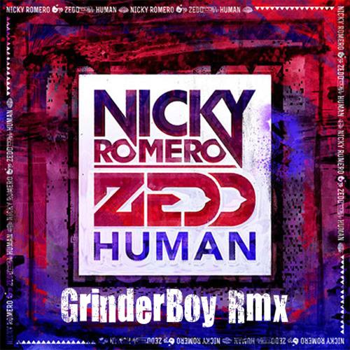 Nicky Romero & Zedd - Human (GrinderBoy Rmx)