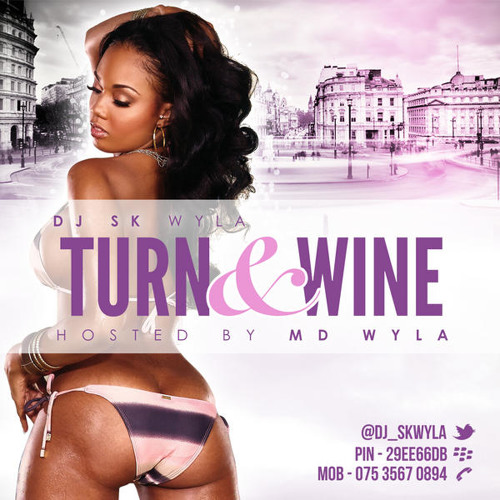 #TurnAndWine Bashment Mix -  Edited And Mixed By @DJ_SKWYLA (unhosted version)