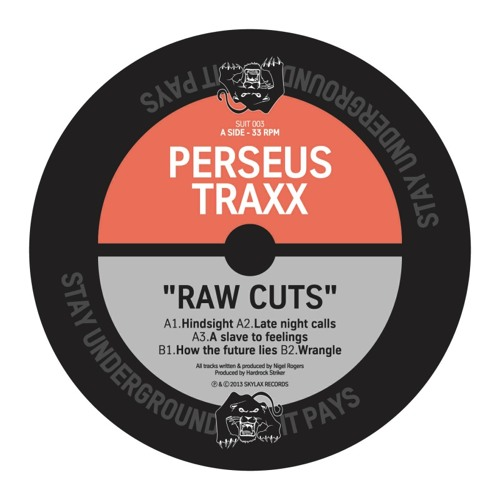 "STAY UNDERGROUND IT PAYS III - A2.Perseus Traxx ""Late night calls"""