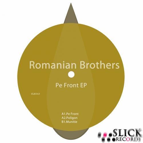 Romanian Brothers - Pe Front (Original Mix )