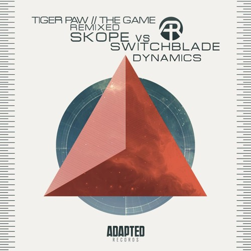 Switchblade Dynamics - Tiger Paw (Skope Remix) Adapted Records Out NOW!!!!