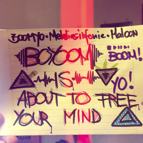 Maloon TheBoom x Melodiesinfonie - Feed my mind with love