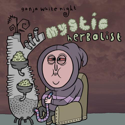 Ganja white night - Black widow (Mystic Herbalist 2013)