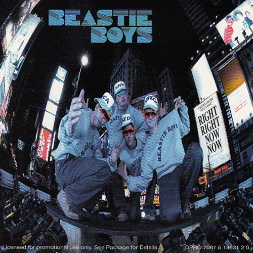 Beastie Boys - Right Right Now Now (Manu El Chino Remix)