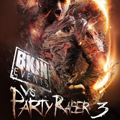 Johnny Napalm Vs. HardT3k-Tic  @ BKJN Vs Partyraiser 3 (Beter Hard Of Niet) 19-01-2013