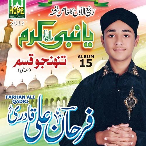 TUHJO QASAM FARHAN ALI QADRI NEW NAAT 2013 RABI UL AWAL by
