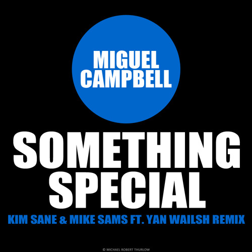 Miguel Campbell- Something Special ( Kim Sane & Mike Sams ft Yan Wailsh Remix)