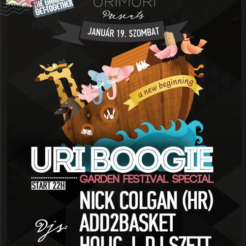 Warmup @ Úri Boogie 2013 Jan