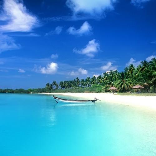 Blissfull shore