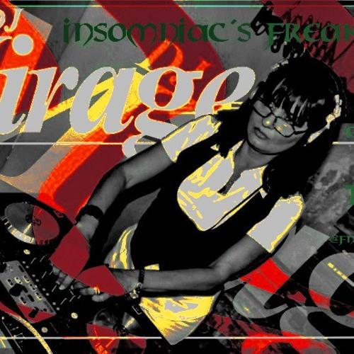 DJ Mirage-Dark Glow-Guest mix for Fnoob Techno Radio-Insomniac's Freakshow- January 20th 2013