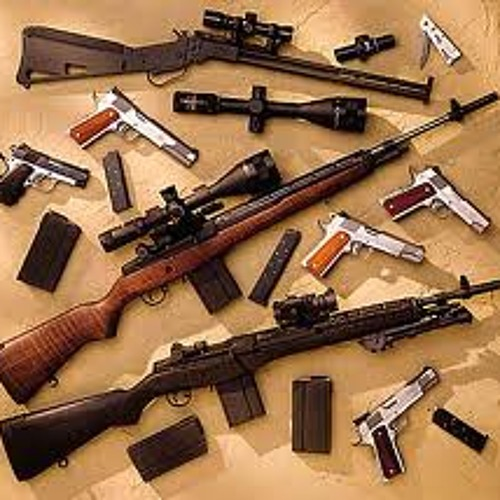 20-12 Les armes