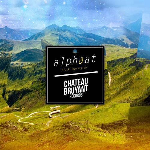 Alphaat - MaximuM - Black Impression EP - Château Bruyant Records