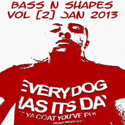 DJ Mad Ryder - Bass N Shapes Vol [2] Jan 2013