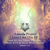 Download Ananda Project - Love Like This (All Over My Dub Mix) Preview Mp3
