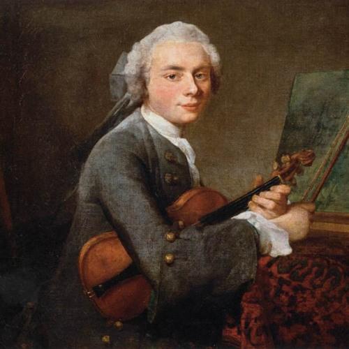 Divertimento á 2  in D for Viola and Violoncello - 3. Menuetto - Allegretto
