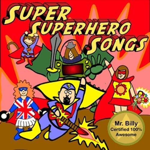 Super Sidekicks -- Co-written with Mr. Billy