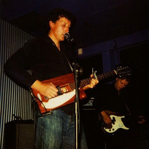 David Kilgour and The Heavy Eights - September 98 (live)